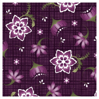 Maywood Studio Amour 9720 Purple