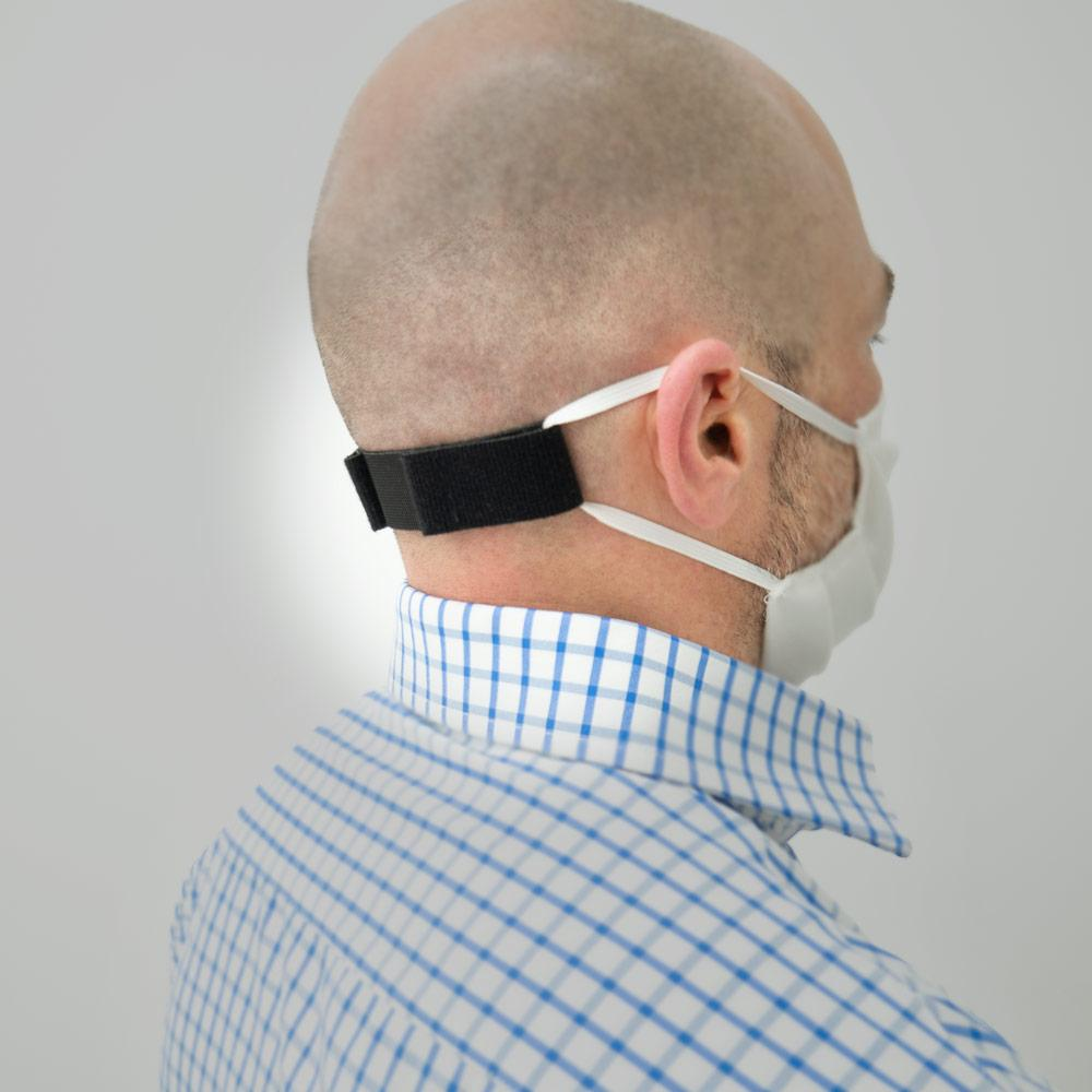 Adjustable Ear Relief Band - Pack of 25, Free Shipping