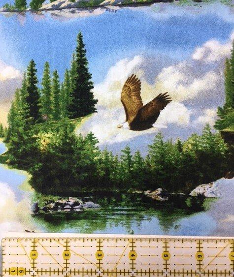 TREES AND EAGLES QT