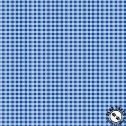 Berry Best Gingham Blue