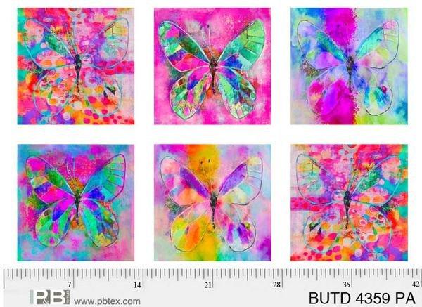 Butterfly Dreams - Stripe