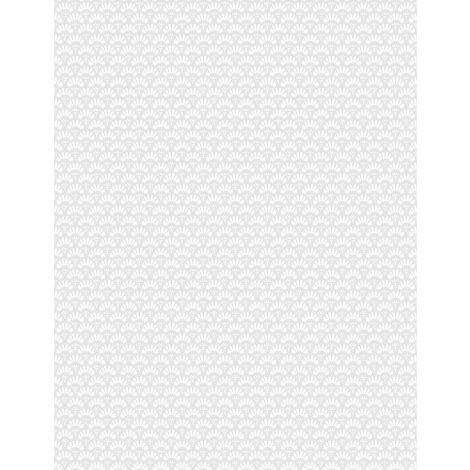Clamshells White-on-White