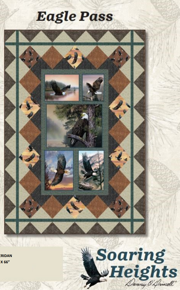 Eagle Pass Quilt Kit