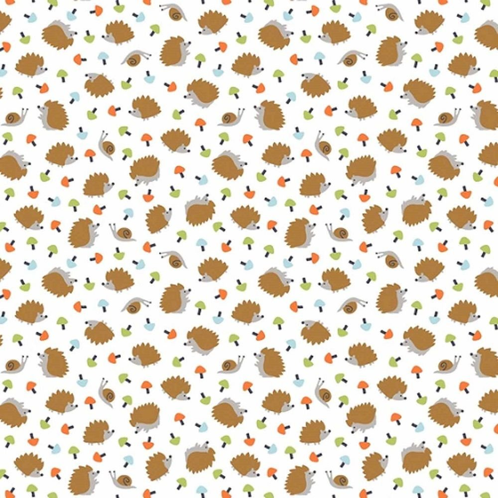 STUDIO E GENTLE FOREST BROWN HEDGEHOGS 3045 9