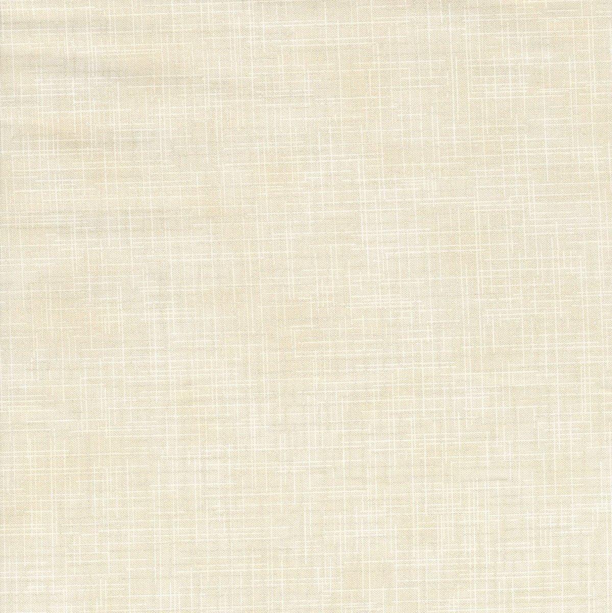 ROBERT KAUFMAN QUILTER'S LINEN PEARL CREAM SHIMMER 16687-84