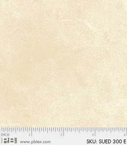 SUEDE MEDLEY CREAM MOTLED 00301-WX