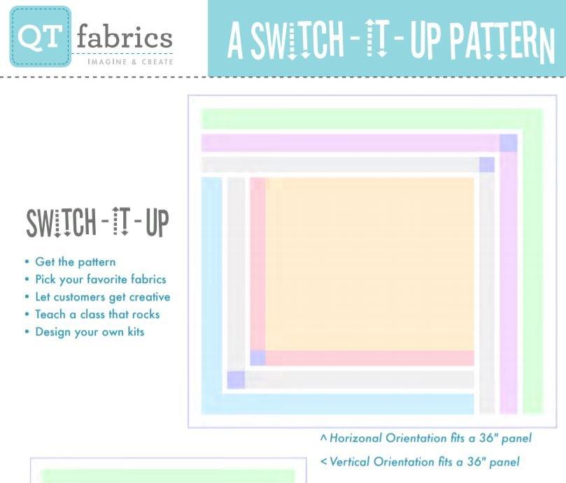 Switch-it-up Pattern 36
