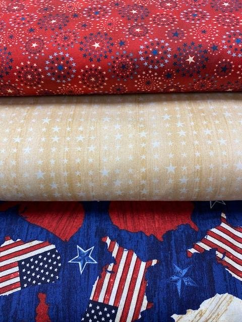 USA - 3 yard bundle