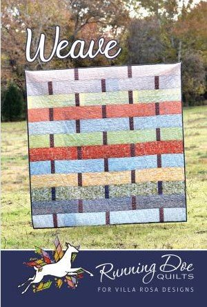 Running Doe Quilts Weave