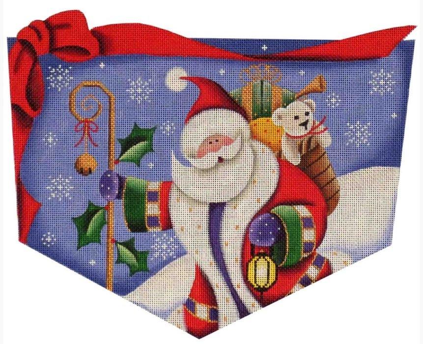 Tree Santa / Staff Santa Cuff