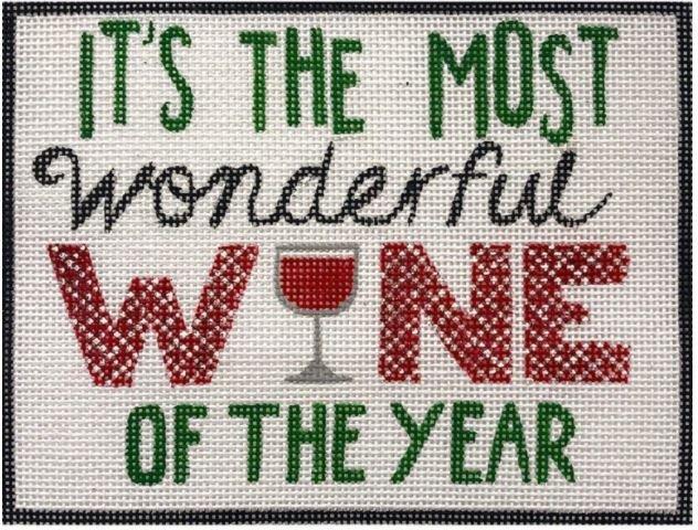 It's the Most Wonderful Wine