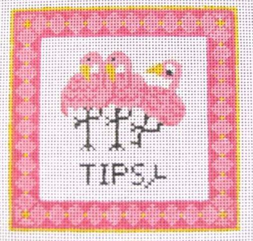 Tipsy Coaster