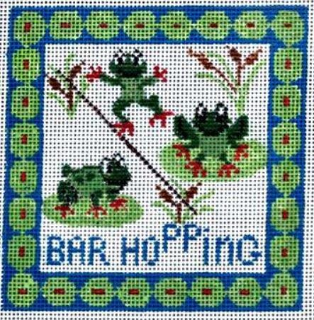 Bar Hopping Coaster