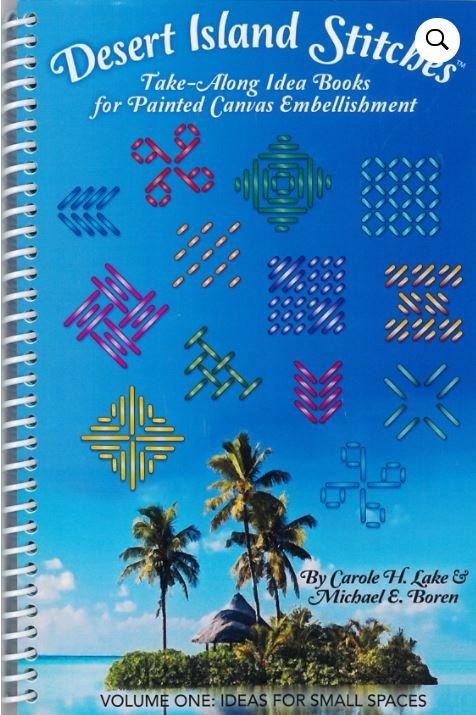 Desert Island Stitches - Volume 1