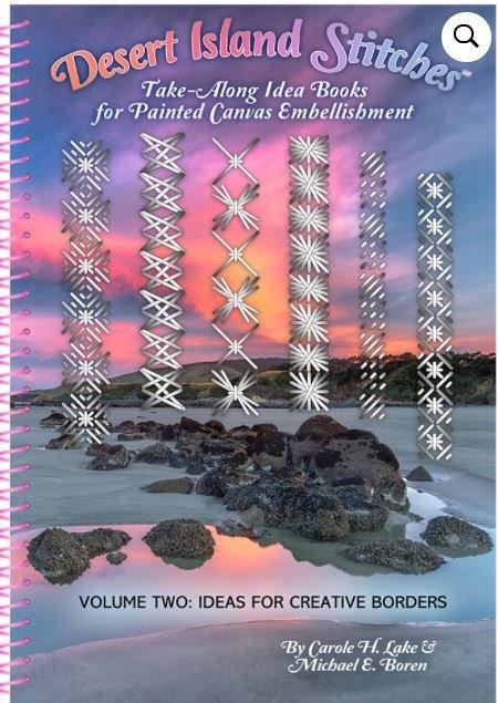 Desert Island Stitches - Volume 2