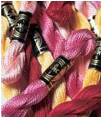 DMC Pearl Cotton Size 3 - 16.4 yd