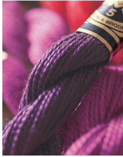 DMC Pearl Cotton Size 5 - 27.3yd