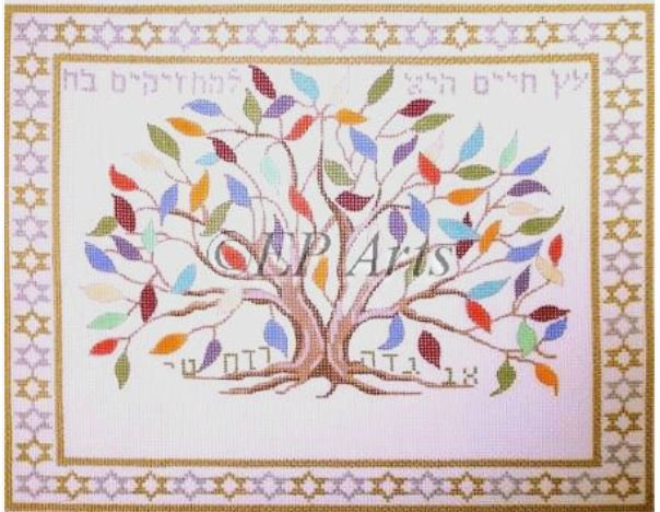 Tree of Life For Those Who Grasp It Tallis Bag