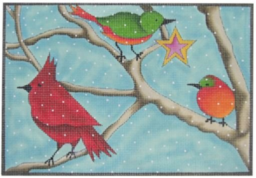 Winter Song Birds