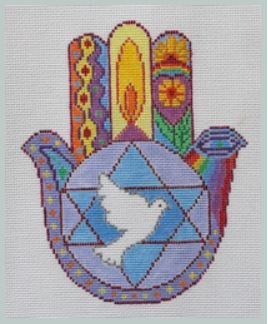 Hamsa - Peace Dove