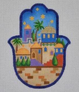 Jerusalem Hamsa