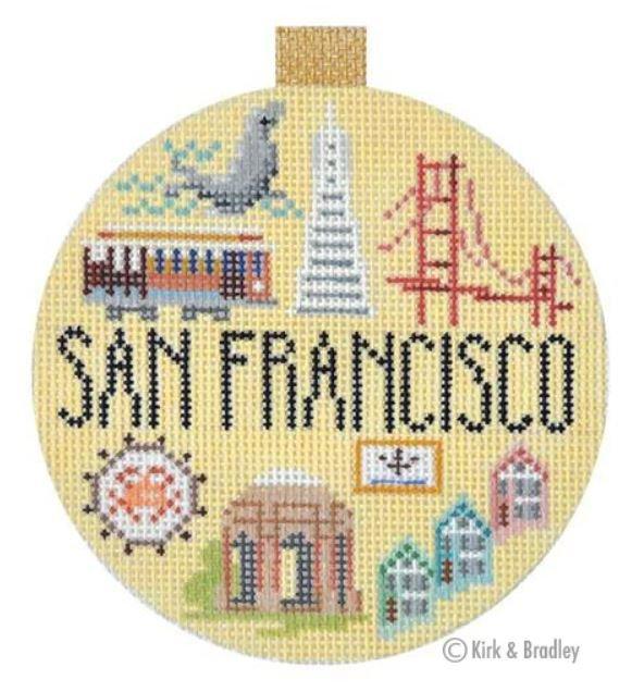 San Francisco Travel Round