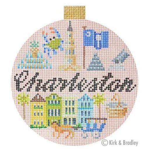 Charleston Travel Round