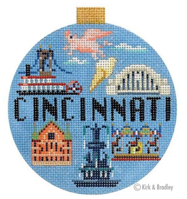Cincinnati Travel Round