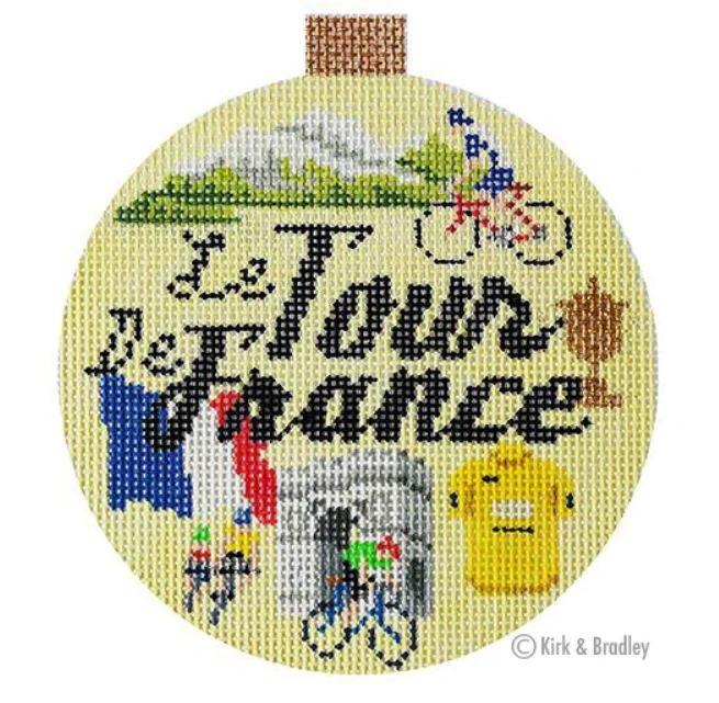 Tour de France Sporting Round