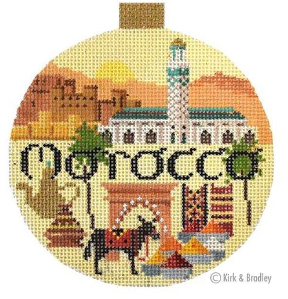 Morocco Travel Round