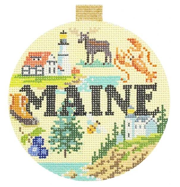 Maine Travel Round