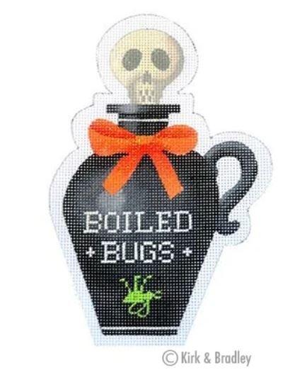 Boiled Bugs Poison Bottle