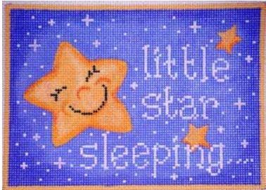 Little Star Sleeping