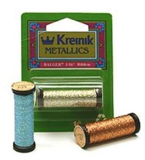 Kreinik Metallic 1/16 Ribbon