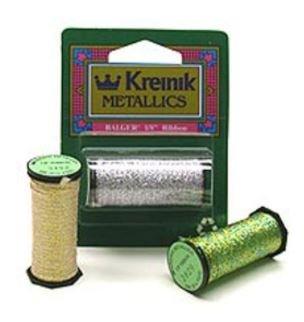Kreinik Metallic 1/8 Ribbon