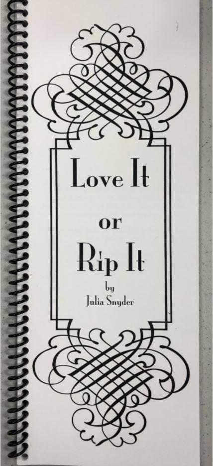 Love It or Rip It