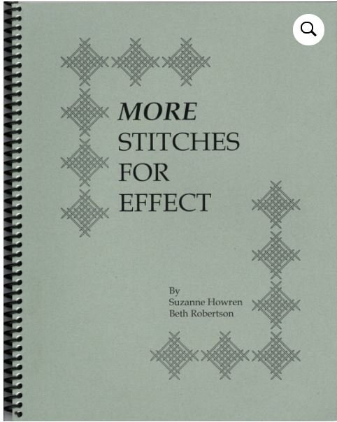 More Stitches for Effect