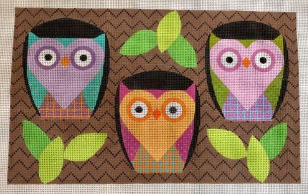 Hoot Owl Trio