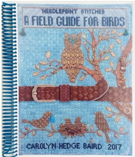 Needlepoint Stitches - A Field Guide for Birds