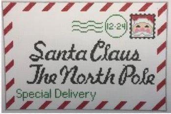 Small Santa Letter - Personalized