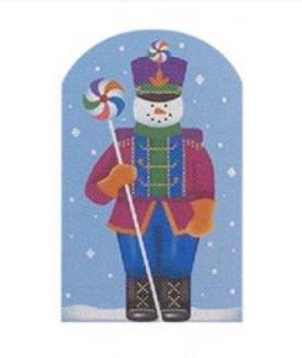 Lollipop Snowman Sentry