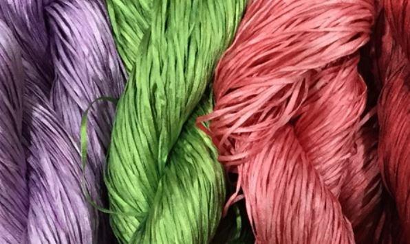 Straw Silk Premium