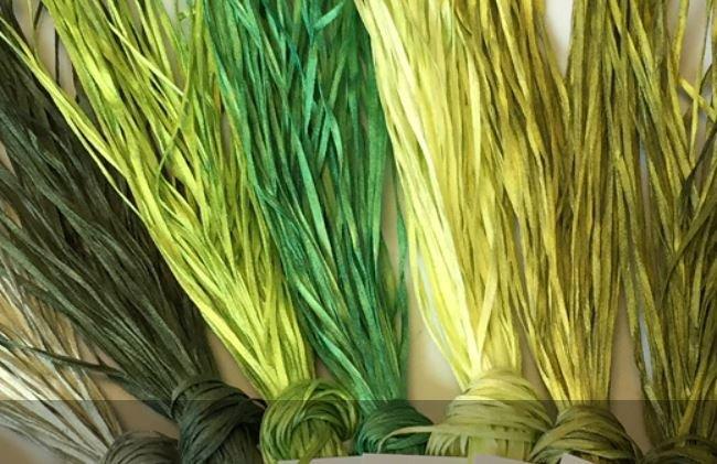 Straw Silk