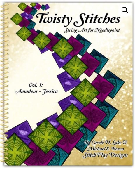 Twisty Stitches - Volume 1