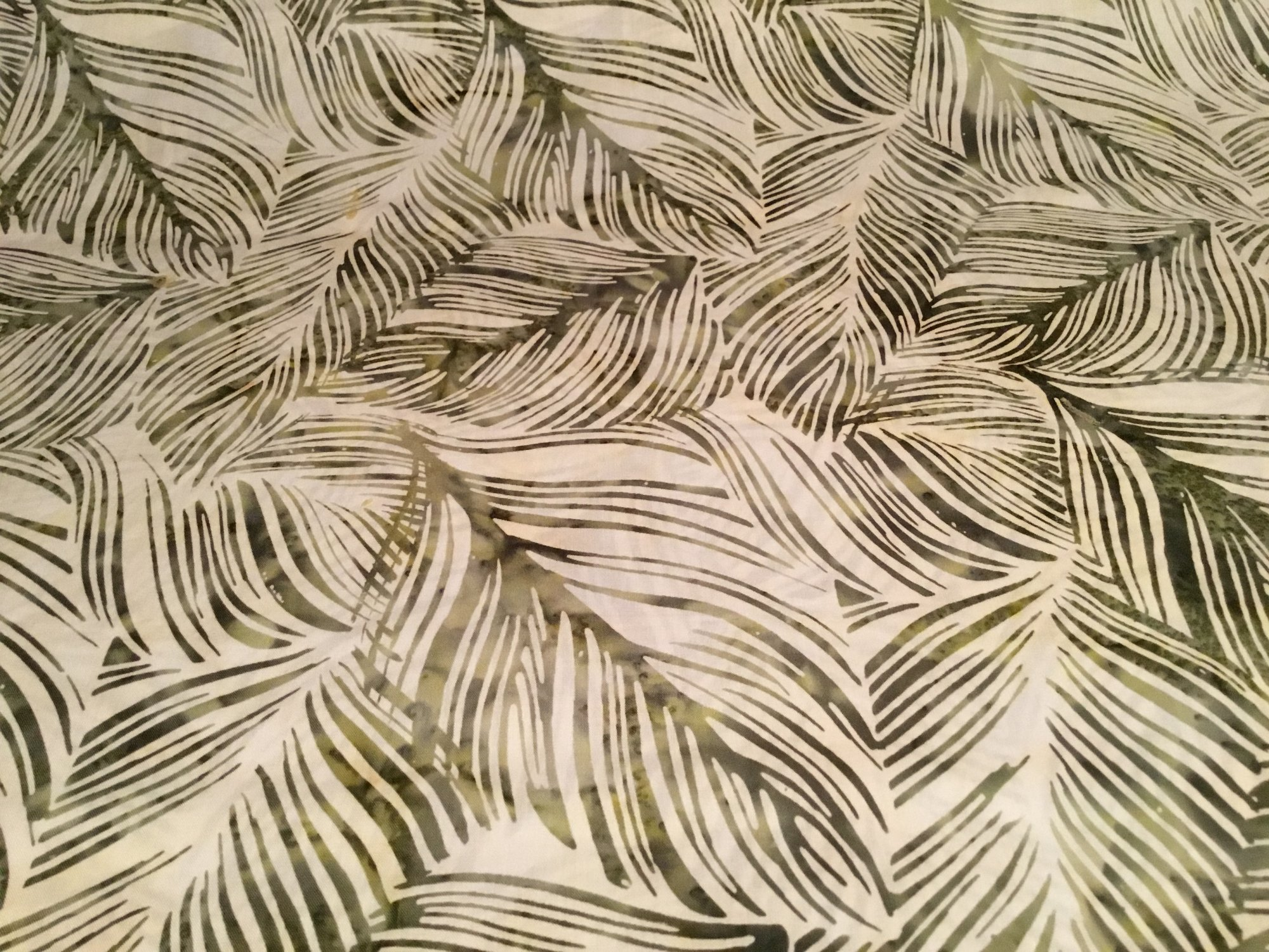 Hoffman Bali Batiks - Parsley