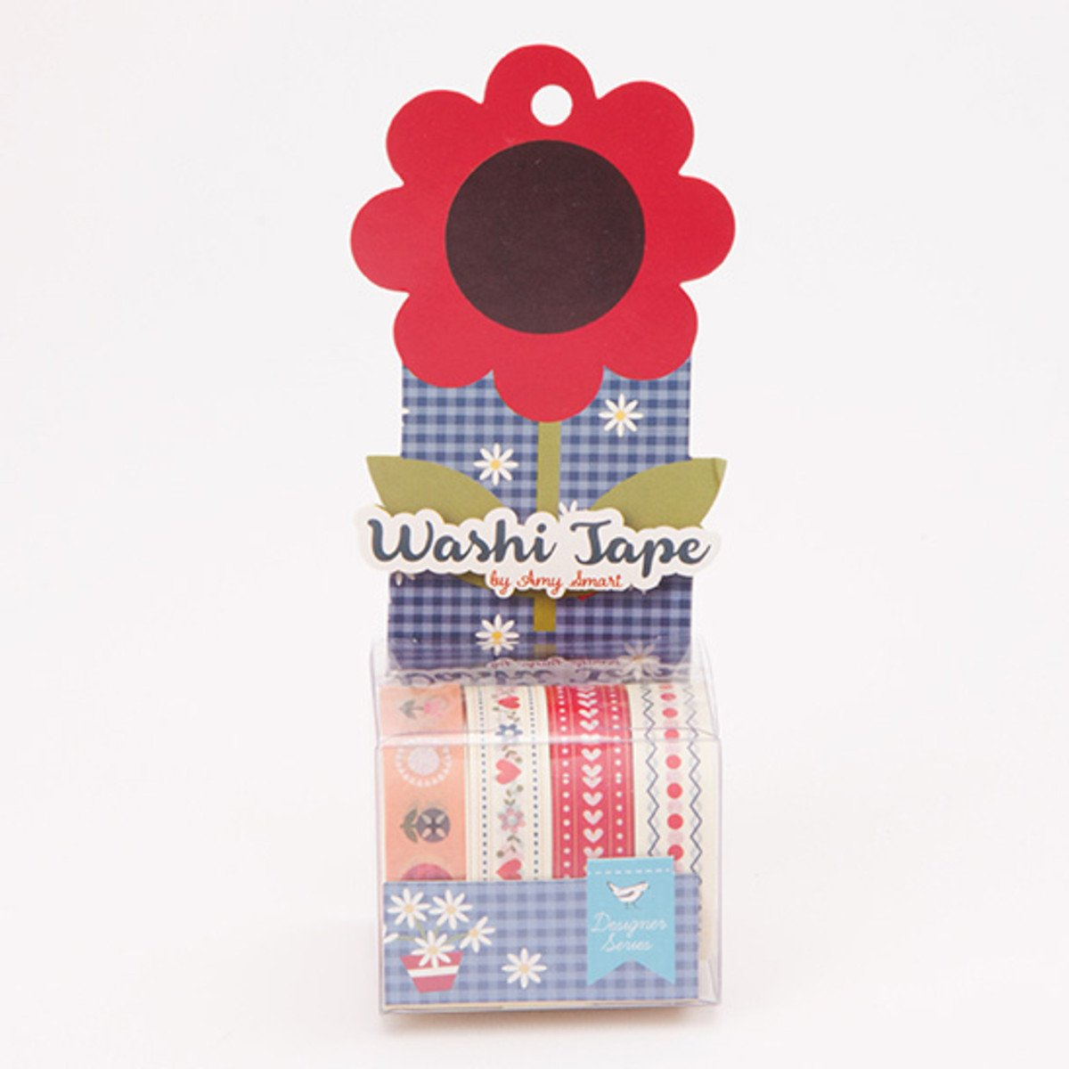 Amy Smart Washi Tape 4pk