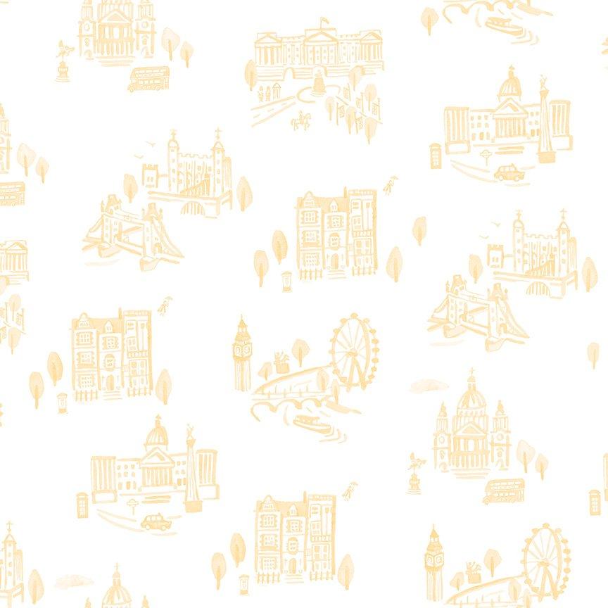 Notting Hill London Yellow