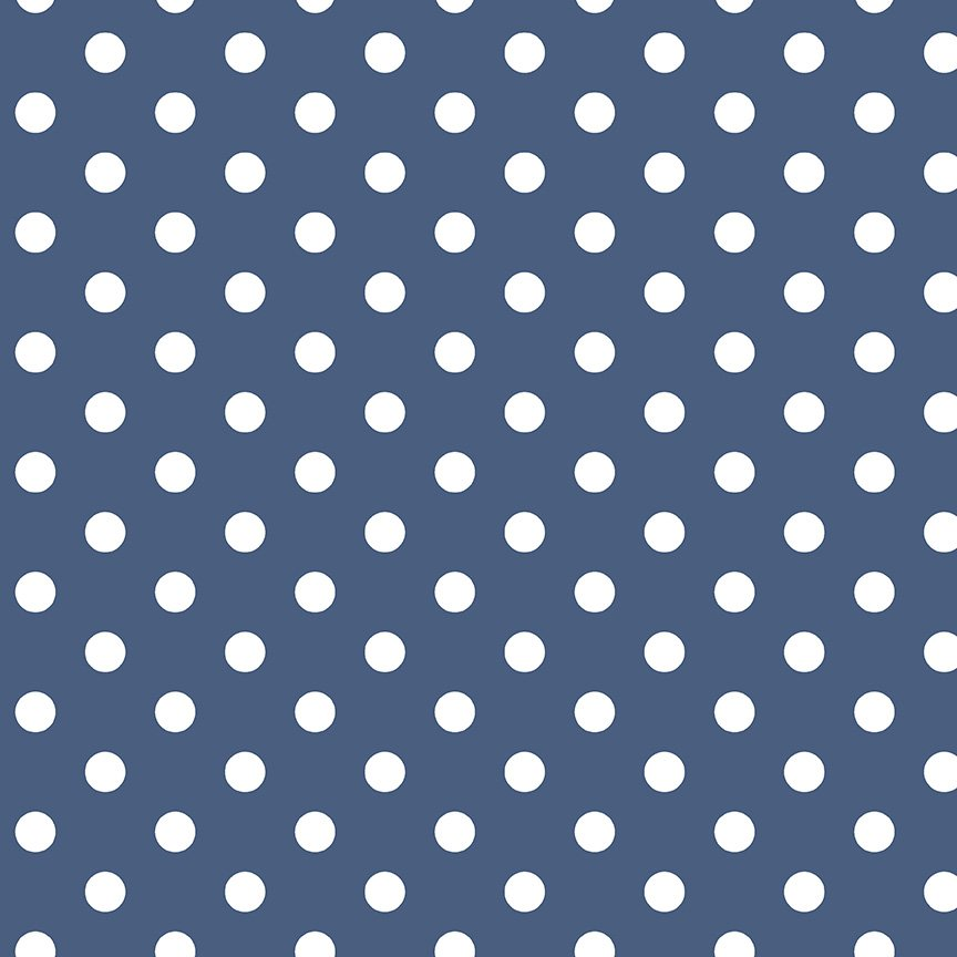 Notting Hill Dots Denim