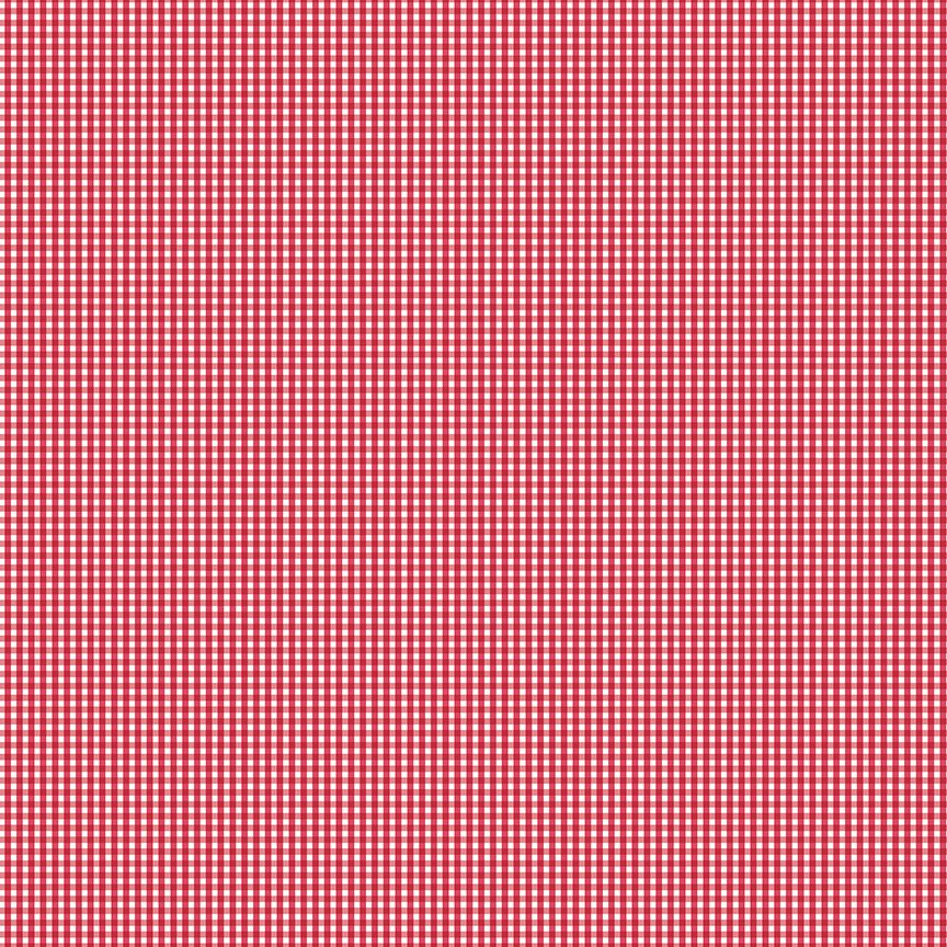 Notting Hill Gingham Red
