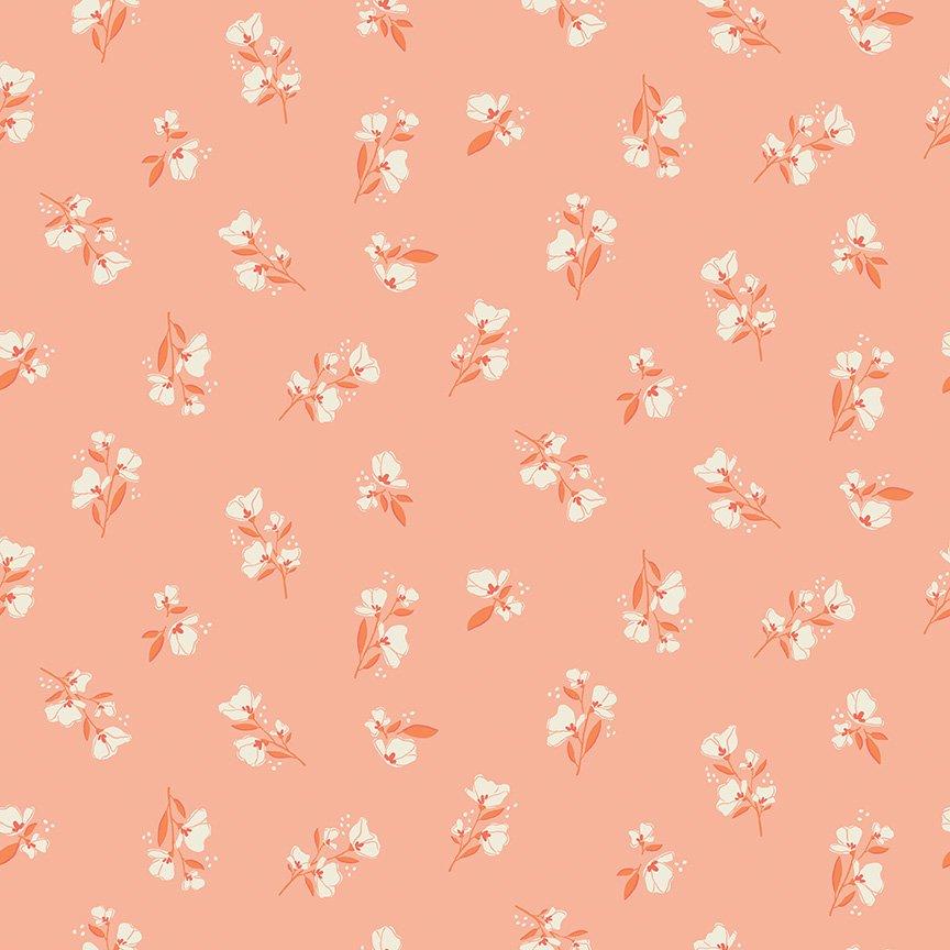 Midsummer Meadow Blossom Salmon